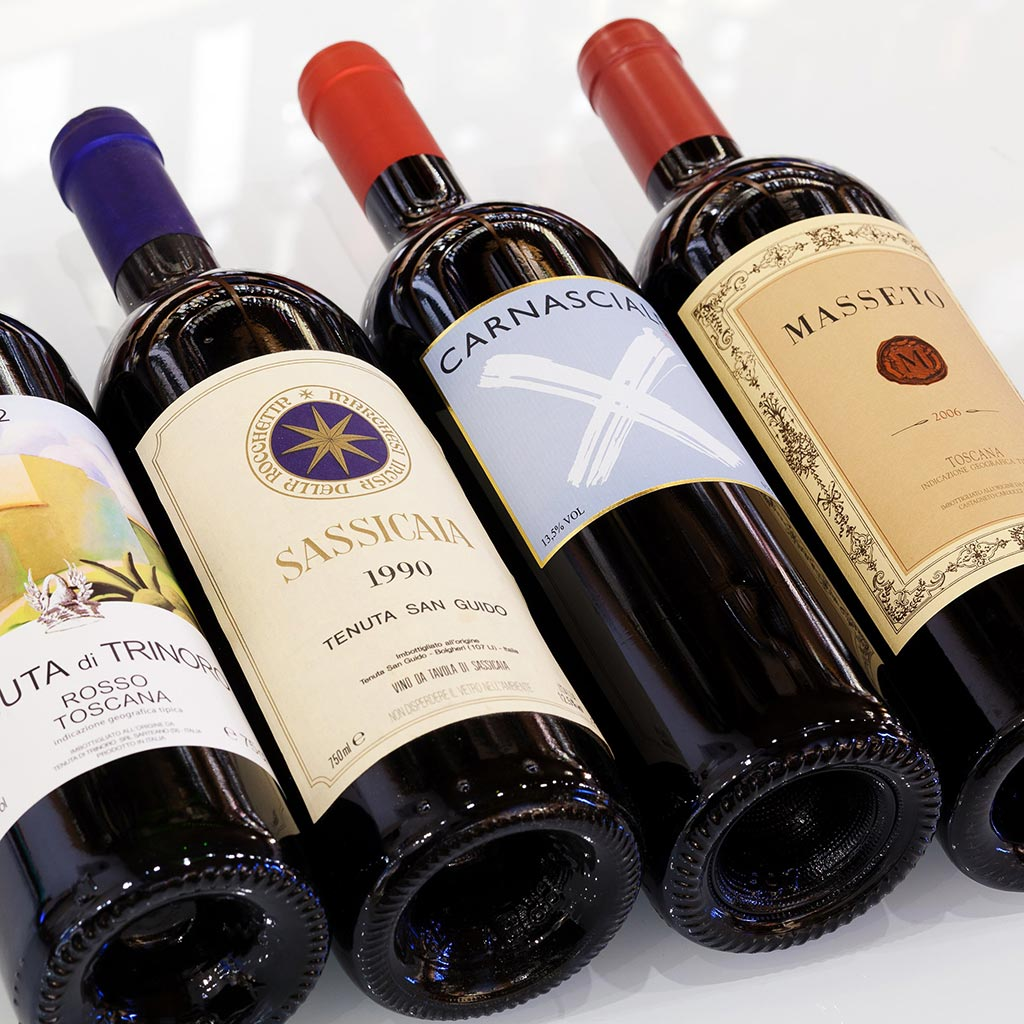 Other Tuscan Red Wines