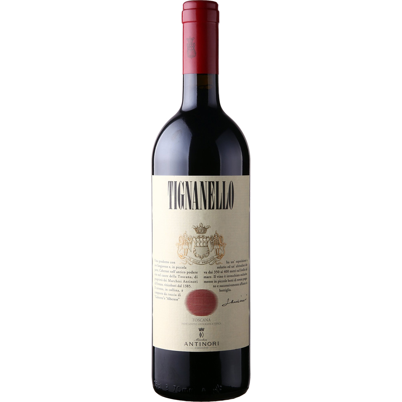 Antinori Tignanello Toscana IGT Rosso