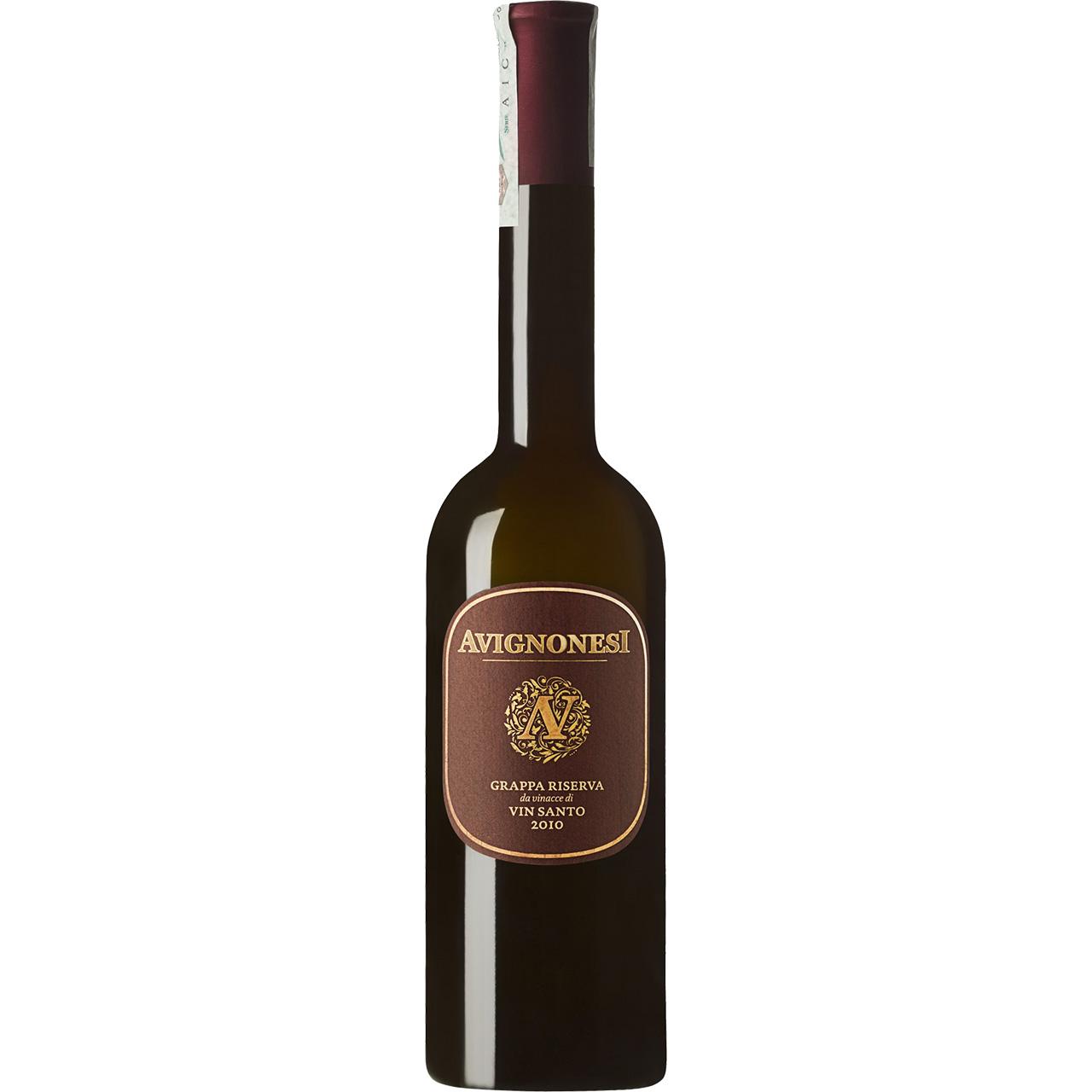 Avignonesi Grappa da Vinacce di Vinsanto Riserva