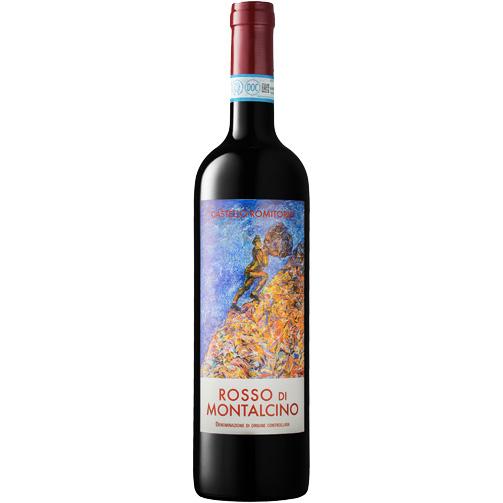 Castello Romitorio Rosso di Montalcino DOC (2014)