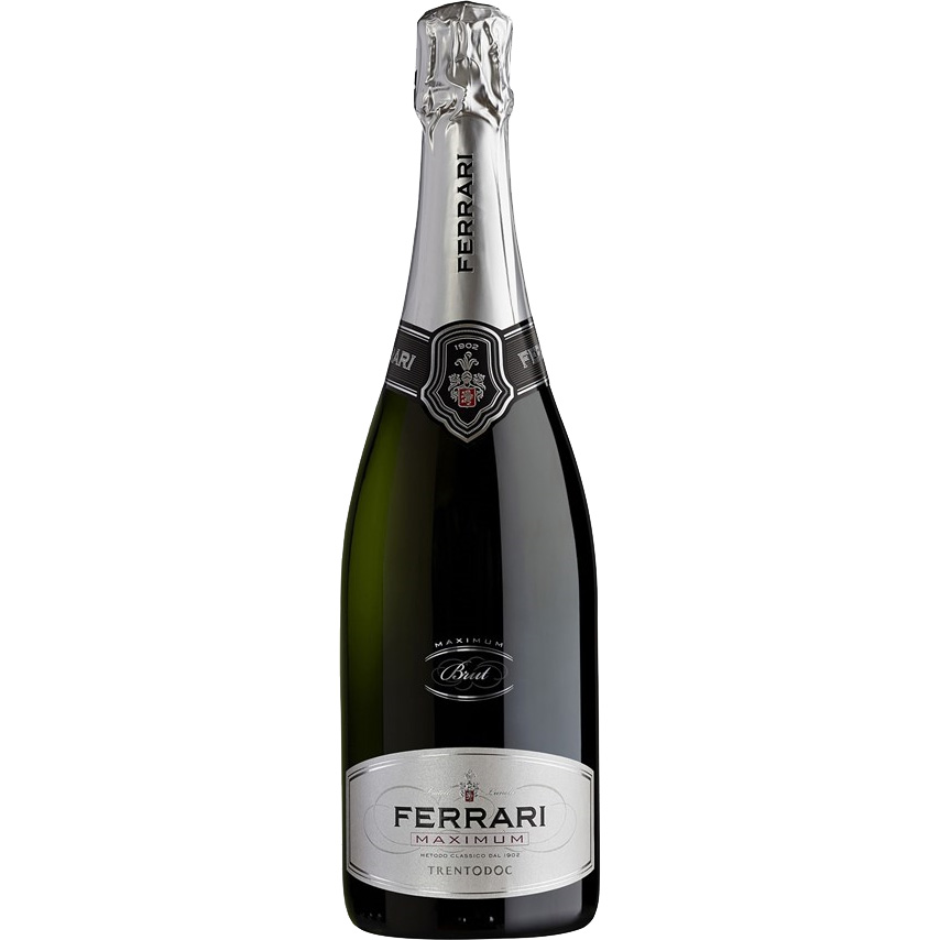Ferrari Maximum Brut Trento DOC