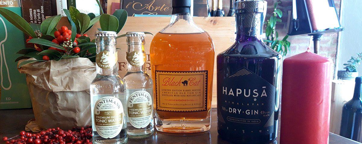Entra nel curioso mondo dei Gin con Hapusa Gin e Black Cat Gin